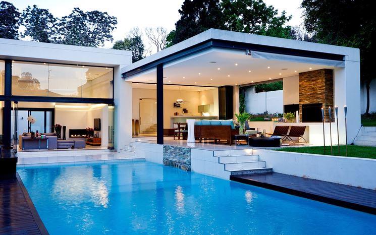 Case moderne idee ispirazioni progetti for Progetti di case moderne