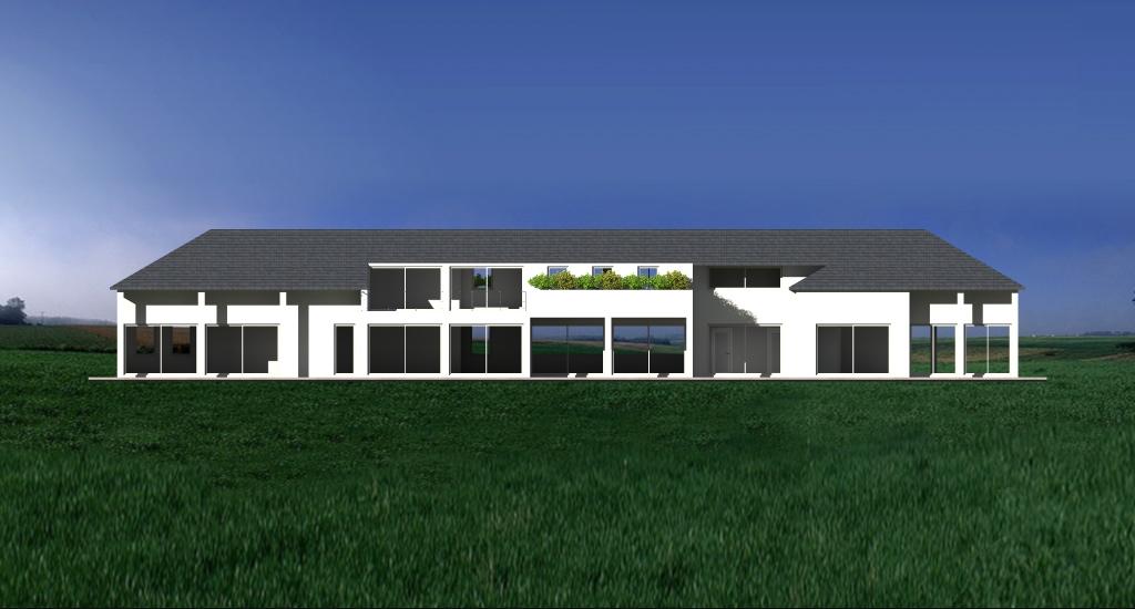 Esempi progetti on line per costruire ristrutturare arredare for Piani casa tetto a capanna