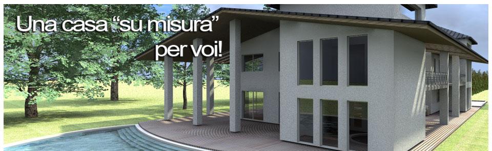 Costruire casa idee e progetti per una casa su misura for Costruire una casa per 100k