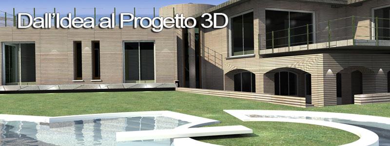 Costruire Casa: Dall'Idea al progetto 3D