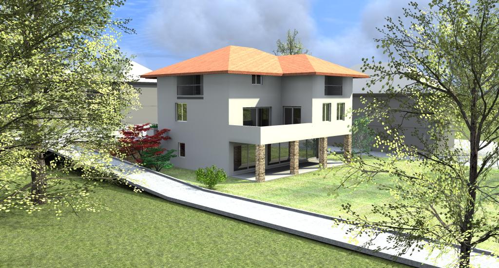 Costruire archivi architettiamo progetti online for Progetti di casa dei sogni