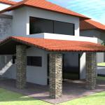 Progetto Casa 3D - 3 - Demolizione-Costruzione Casa 3