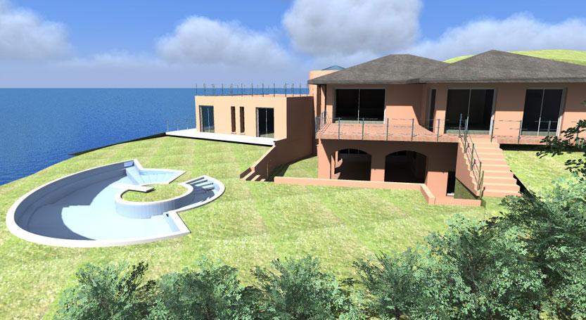 Progetto villa progetto online idea progetto 3d dettagli for Esempi progetti ville