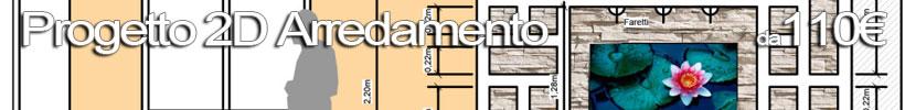 Progetto2D Arredamento