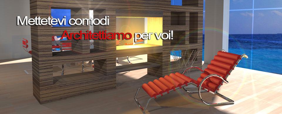 Architetto on line architettiamo progetti online for Architetto on line