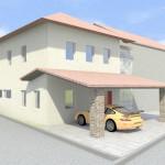 Progetto Casa 3D - 3 - Demolizione-Costruzione Casa 2