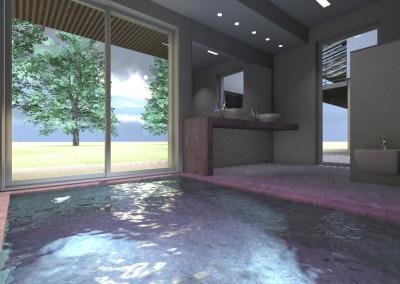 Arredare il bagno come oasi di relax