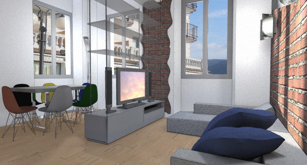 arredare casa nel modo giusto sfruttando lo spazio a disposizione - Arredare Soggiorno Con Sala Da Pranzo 2