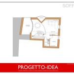 Progetto Idea Casa 3 - Rustico in Trentino - mansarda