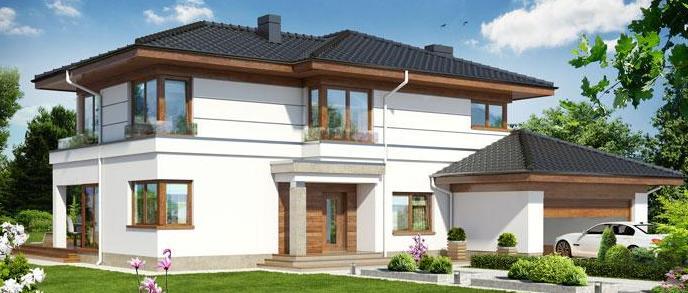 Progetto villa in puglia esempio di progetto online for Progetti ville a due piani