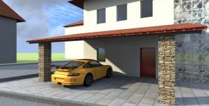 Esempio progetto villetta1