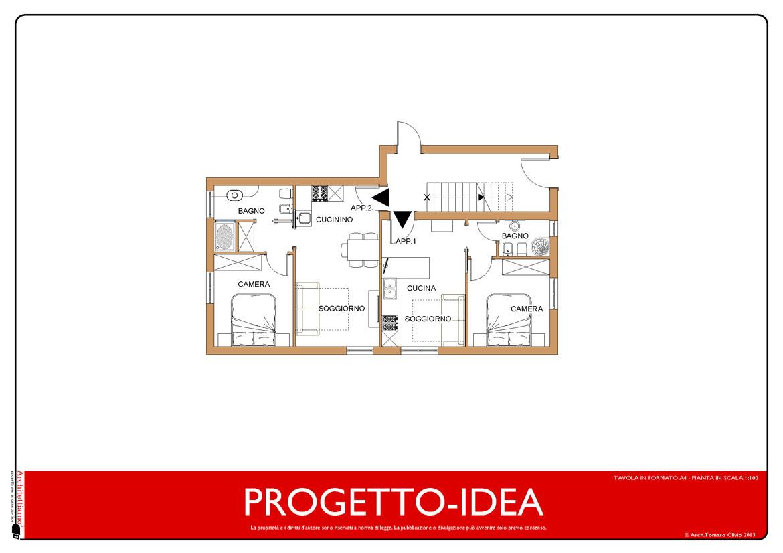 Idea ristrutturazione rapido progetto per ristrutturare casa Esempi di ristrutturazione appartamento