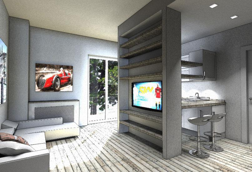Parete salotto moderno perfect large size of a giorno for Parete salotto