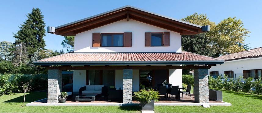 Progetto villa progetto online idea progetto 3d dettagli for Piani casa di campagna con avvolgente portico