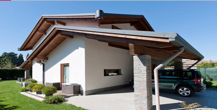 Demolizione costruzione dare di nuovo vita ad un un for Piani casa sul tetto di bassa altezza