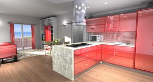 Progetto Cucina 3d - Seiunkel.us - seiunkel.us