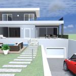 Progetto Casa: Villa con