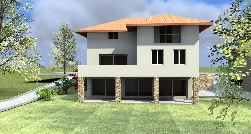 Progetto villetta 2 piani op67 regardsdefemmes for Moderni disegni di case a due piani