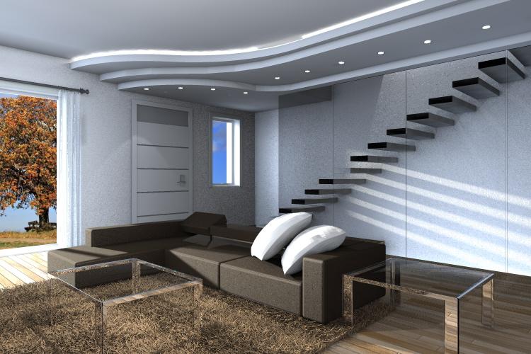 Esempi progetti on line per costruire ristrutturare arredare for Progetti interni case