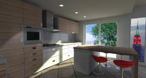 Esempio progetto ristrutturazione cucina