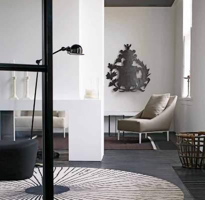 """Poltrona """"Jean"""", Citterio, B&B - soggiorno Design"""