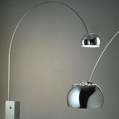 """Lampada """"Arco"""", Castiglioni, Flos"""