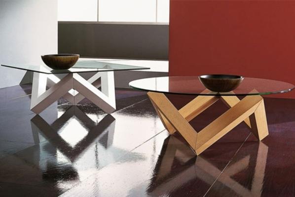 """Tavolino """"Zen"""", Riflessi - soggiorno design"""
