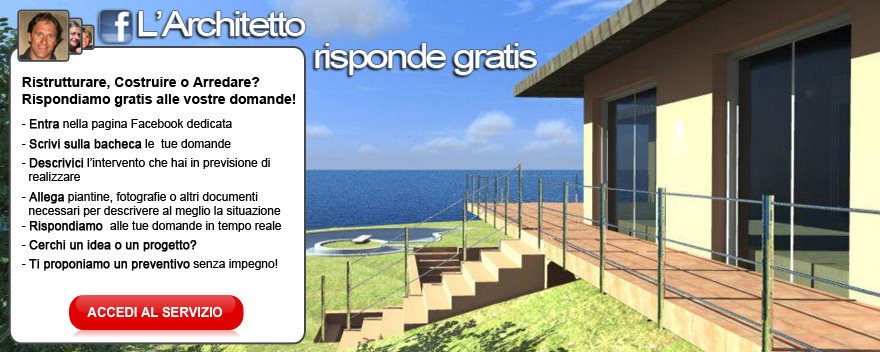 Architetto gratis rispondiamo alle tue domande in tempo for Consulenza architetto gratuita