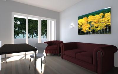 Ristrutturare casa online ristruttura con noi la tua casa for Planimetrie della cabina di log con 2 camere da letto e soppalco