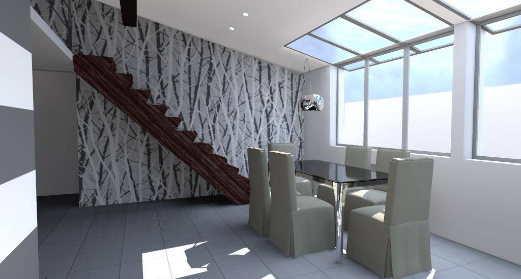 Design interni come riorganizzare l 39 arredamento della tua for Soggiorno con scala arredamento