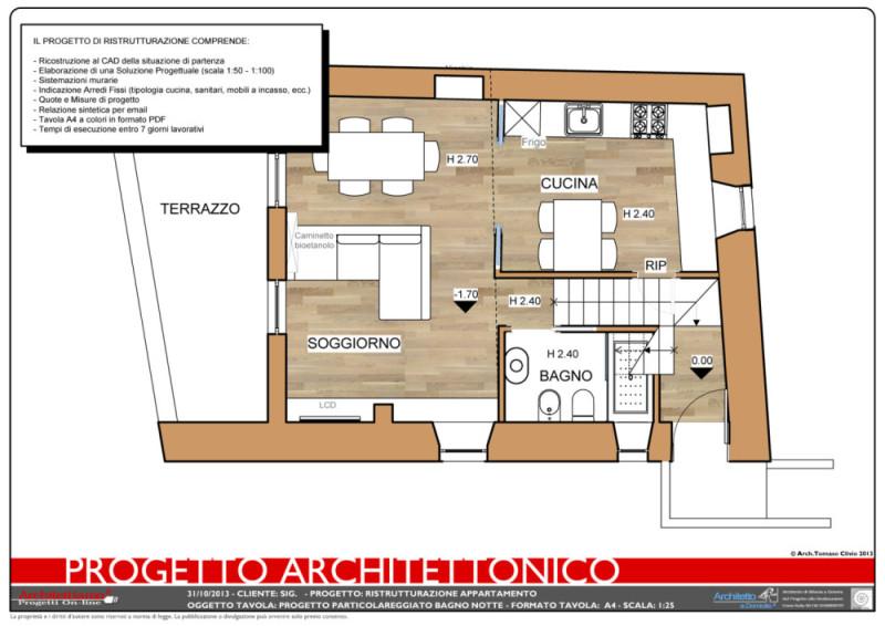 Progetto 2d ristrutturazione for Giochi di costruzione di case 3d online