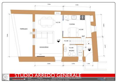 Progettazione 2D - Arredare Casa