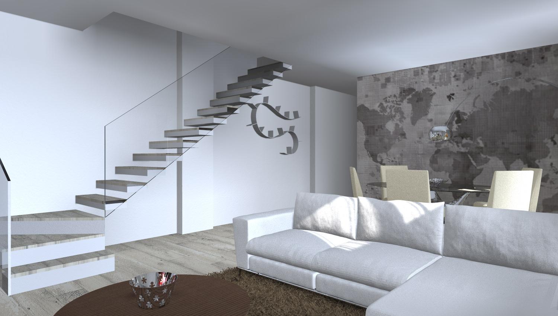 Idee consigli e progetti su come ristrutturare casa online for Aprire le planimetrie con una vista