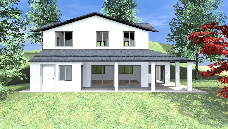 Progetti 3d costruzione esempi di progetti online di for Piani di casa in stile ranch con garage a lato