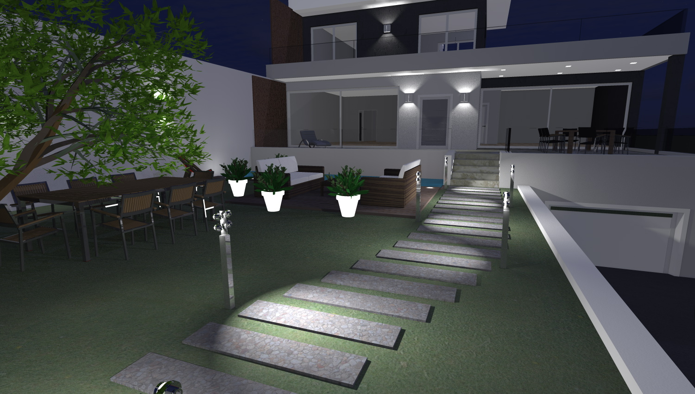 Progettare la tua casa progetto costruzione online for Moderni disegni di case a due piani