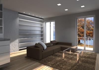 Esempio Progetto Zona Living