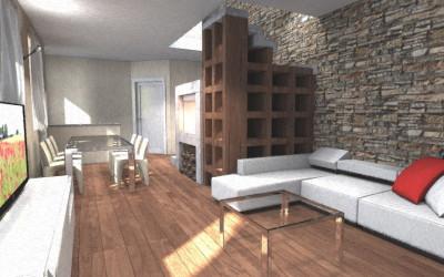 Esempi progetti on line per costruire ristrutturare arredare - Architettura case moderne idee ...