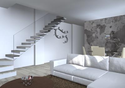 Progetti rapidi ed economici interior design arredare for Progetti case moderne interni
