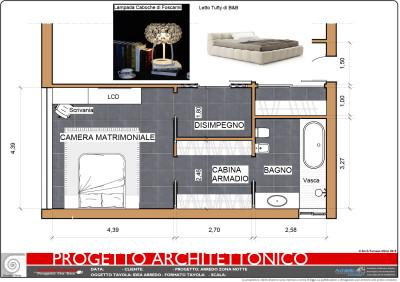 Progetto Idea Arredamento Casa