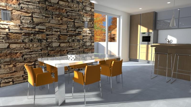 Esempi di progetti 3d di arredare architettiamo progetti for Arredare casa in campagna
