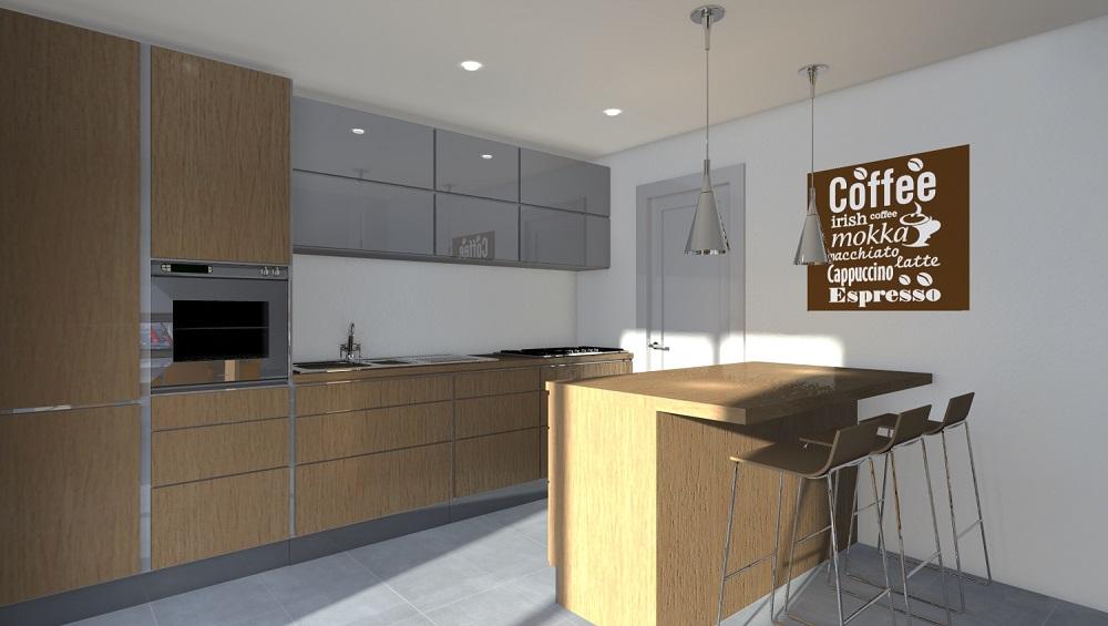 Esempi di progetti 3d di arredare architettiamo progetti - Arredare casa on line gratis ...