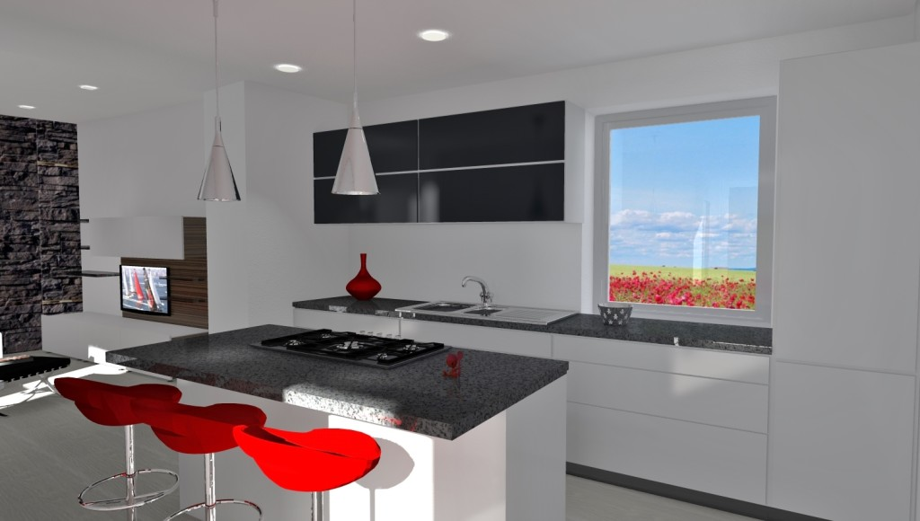 Isola o penisola? Idee e Consigli per una Cucina Moderna