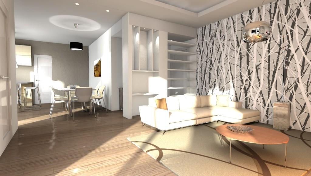 Progettazione interni personalizza il tuo appartamento in for Design case interni