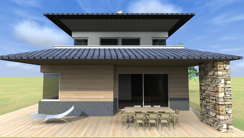 Pannelli in laminato per pareti interne for Costruire la casa dei miei sogni online