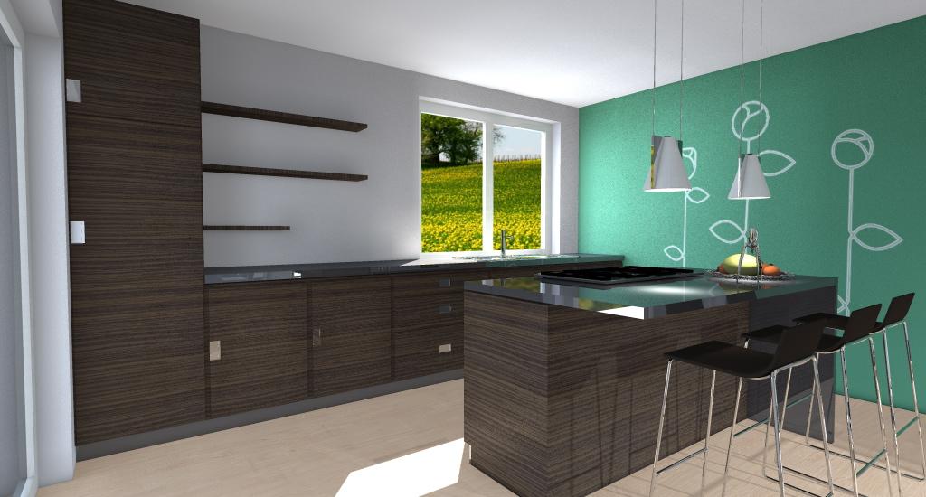 Esempi di progetti 3d di arredare architettiamo progetti for Arredare 3d