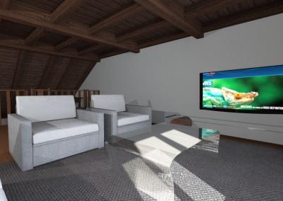 Soppalco zona tv