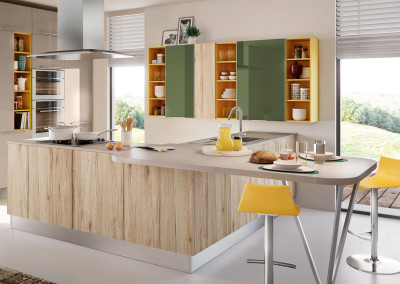 Swing Lubecucine Cucinacolore