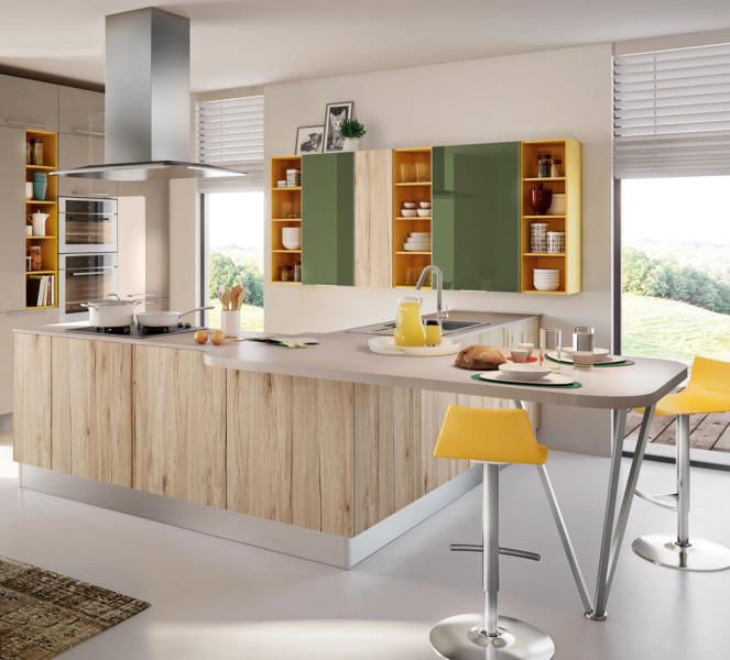 Cucine Lube Swing : Arredare casa online idee ispirazioni consigli e progetti