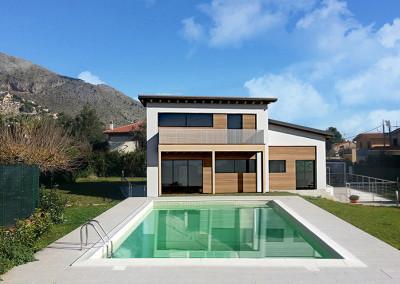 Villa stile misto