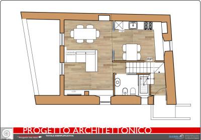 Progetto architettonico architettiamo progetti online for Progetti architettura on line